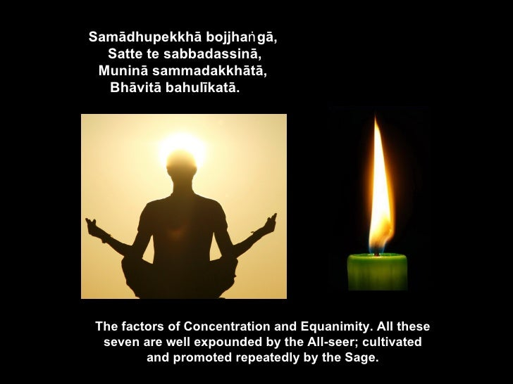 seven factors of enlightenment pdf