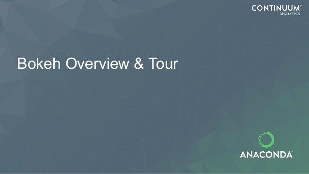 Bokeh Overview & Tour