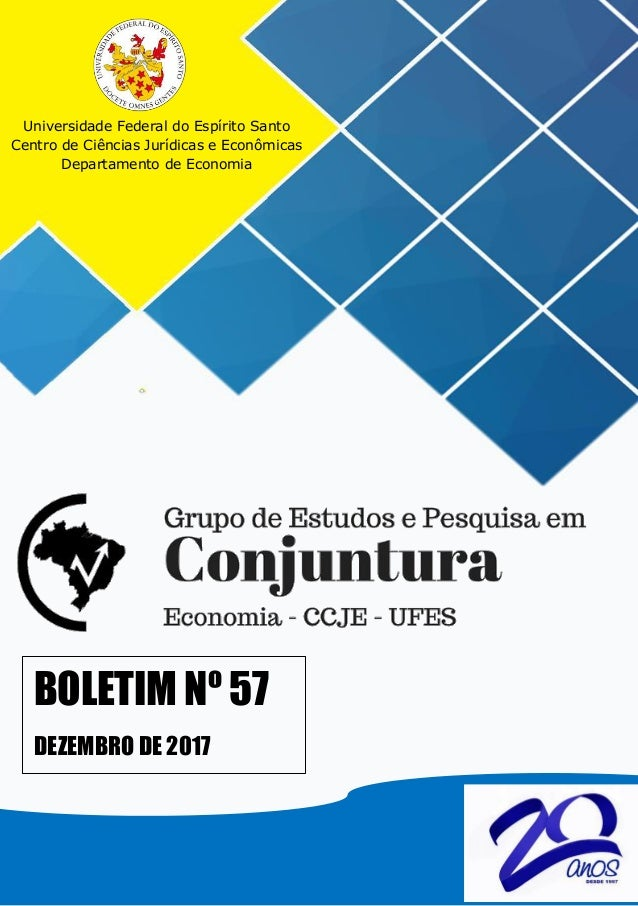 Vitória/ES – Boletim de Conjuntura nº 57 – Página 1 Universidade Federal do Espírito Santo Centro de Ciências Jurídicas e ...
