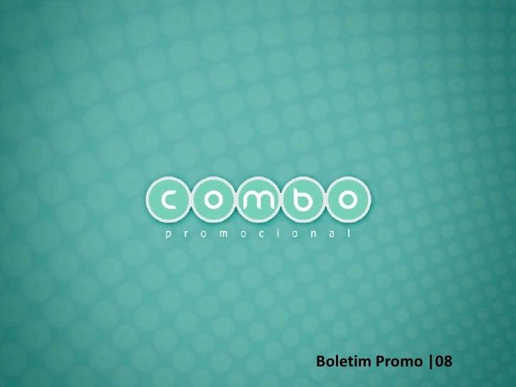 Boletim Promo |08