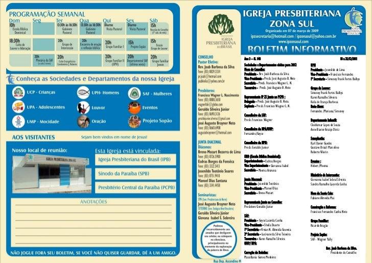 Ano 3 – N. 148                                                             18 a 25/12/2011Sociedades e Departamentos eleit...