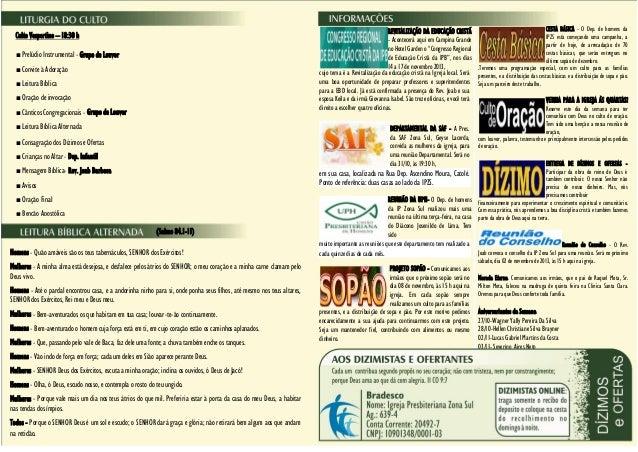 CESTA BÁSICA - O Dep. de homens da REVITALIZAÇÃO DA EDUCAÇÃO CRISTÃ IPZS está começando uma campanha, a - Acontecerá aqui ...