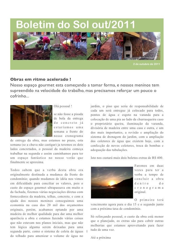 Boletim do Sol out/2011                                                                                    2 de outubro de...