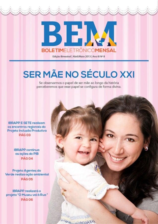 BEM - 8° edição de março de 2013