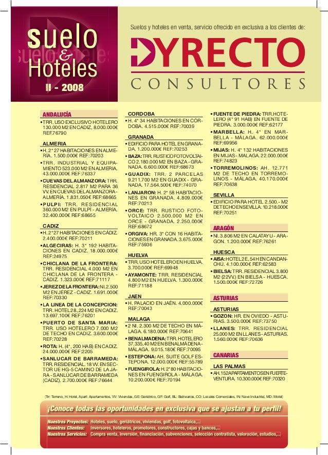 suelo  suelo                                                             Suelos y hoteles en venta, servicio ofrecido en e...