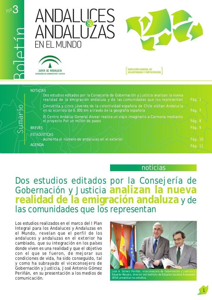 NOTICIAS              Dos estudios editados por la Consejería de Gobernación y Justicia analizan la nueva              rea...