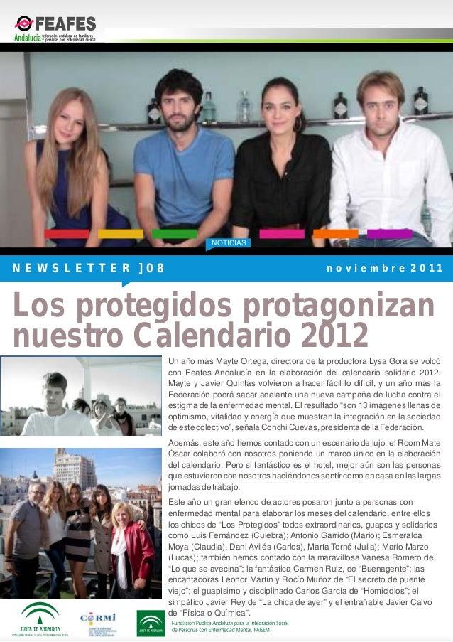 NOTICIASUn año más Mayte Ortega, directora de la productora Lysa Gora se volcócon Feafes Andalucía en la elaboración del c...