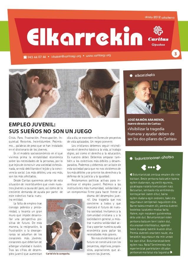 otoño 2012 udazkena              E                                      • www.caritasgi.org                               ...