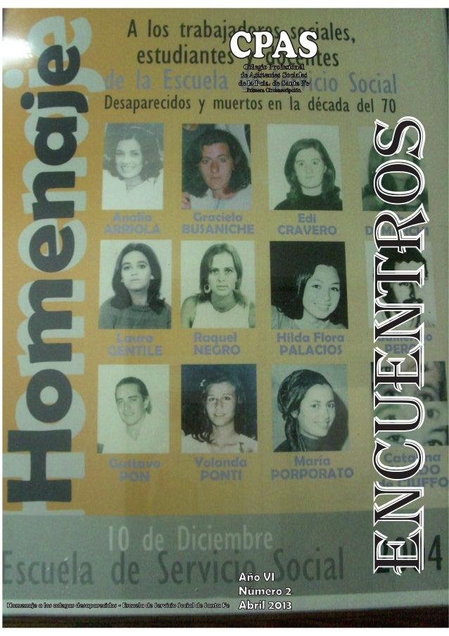 CPAS Colegio Profesional                                                                                de Asistentes Soci...