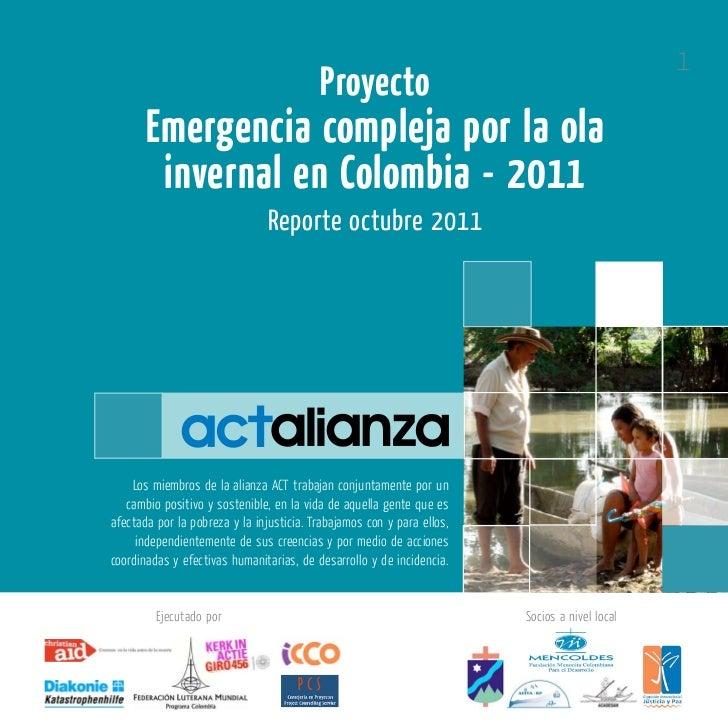 1                                          Proyecto       Emergencia compleja por la ola        invernal en Colombia - 201...