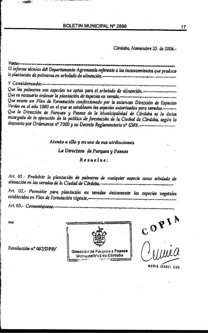 Boletin Municipal 2898