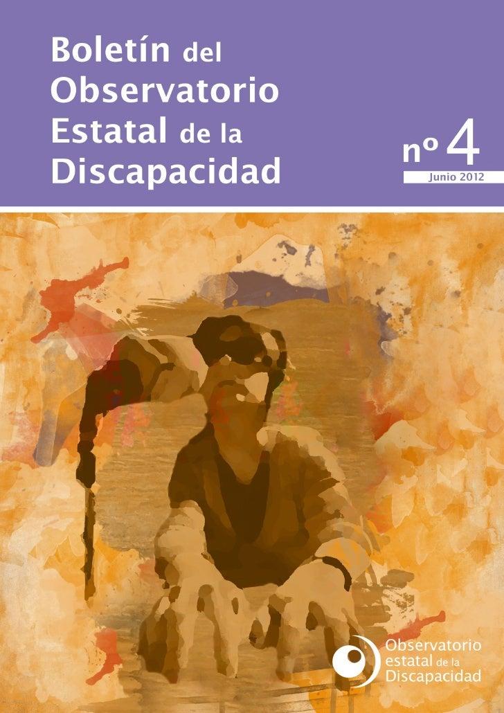 04  04        Actualidad OED        El Observatorio Estatal de la Discapacidad como herramienta de promoción y divulgación...