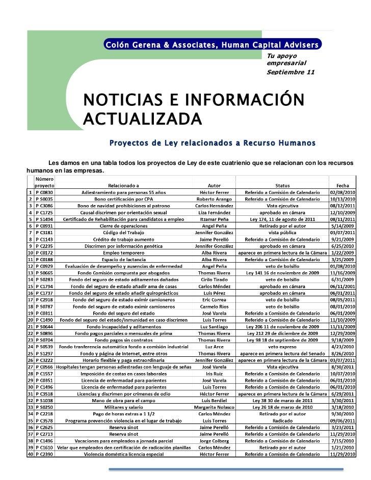 Colón Gerena & Associates, Human Capital Advisers                                                                         ...