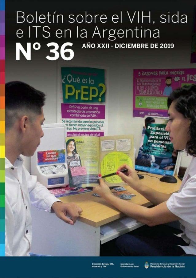 1Nº 36 - AÑO XXII - DICIEMBRE DE 2019