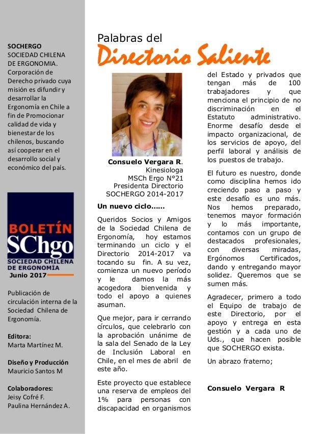 Boletin sochergo junio 2017 Slide 2