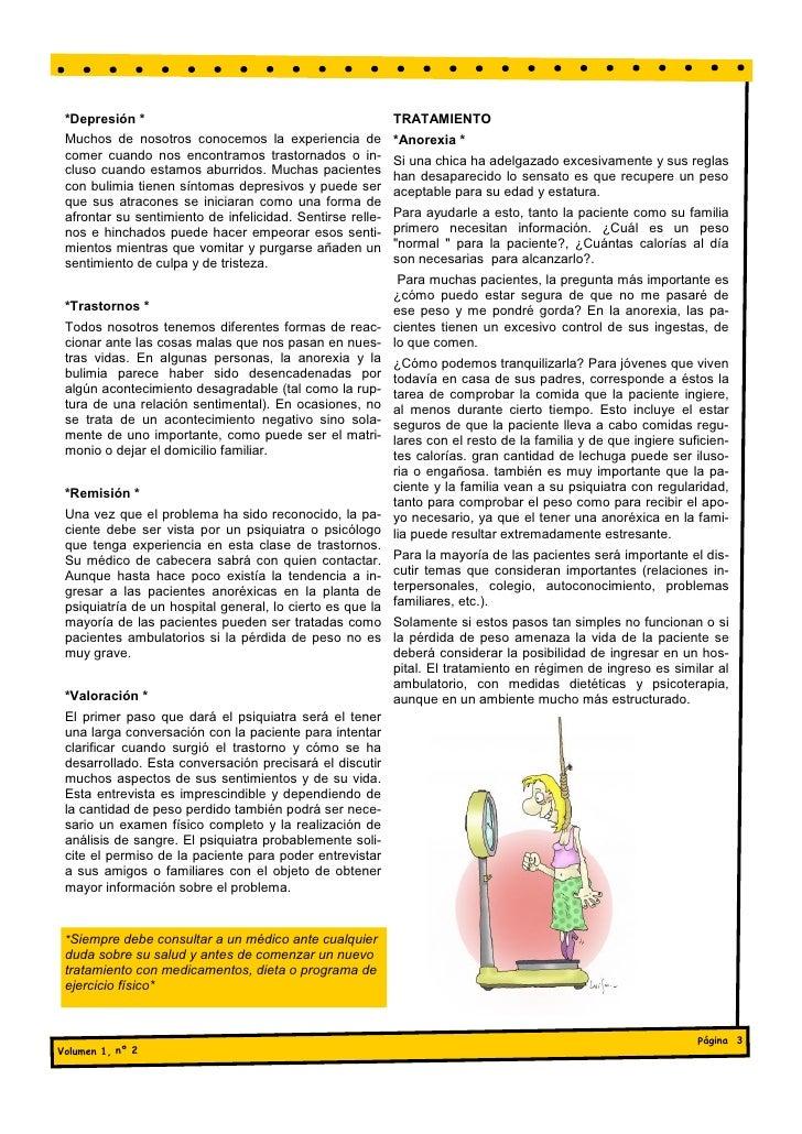 Boletin trastornos alimenticios marga Slide 3