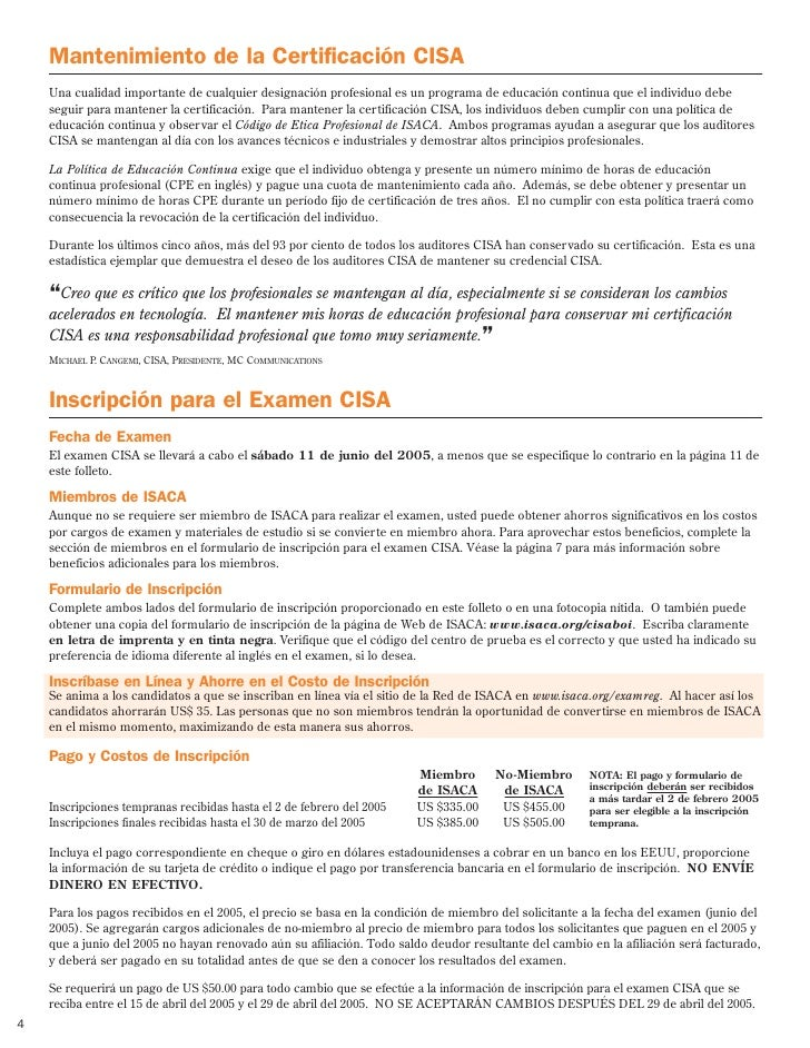 Boletín CISA