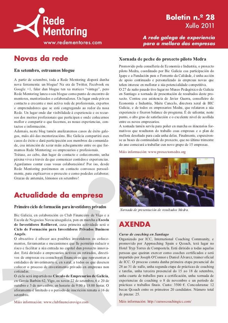Boletín n.º 28                                                                                                            ...