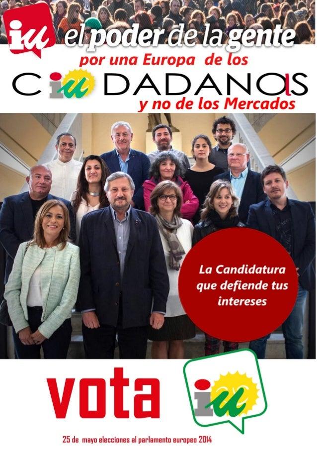 Boletín Europeas IULV-CA Montoro