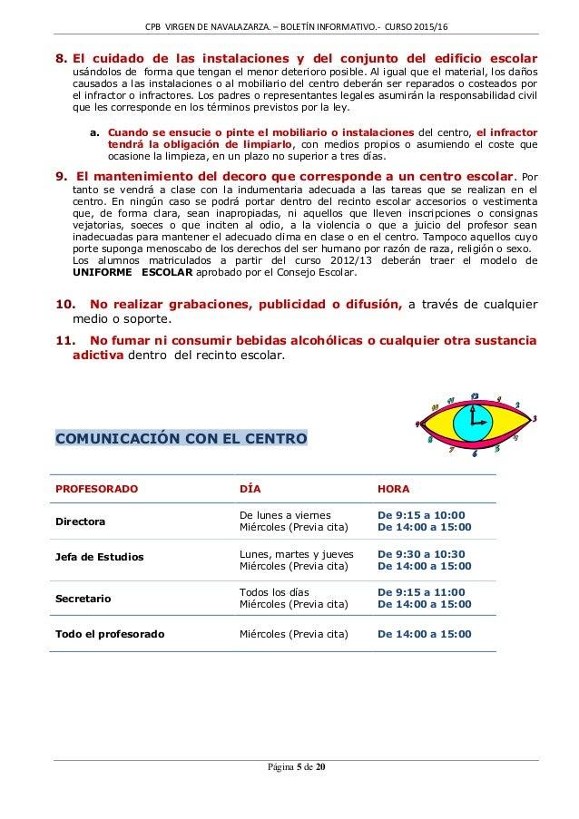 Bolet n informativo 2015 for Gen z mobiliario