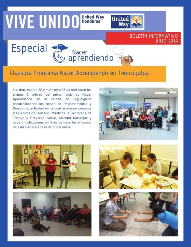 Los días martes 22 y miércoles 23 se realizaron los últimos 2 talleres del primer ciclo de Nacer Aprendiendo en la ciudad ...