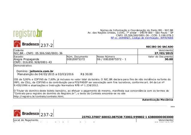26/03/2015 HomeSistemaSeleçãodaformadepagamento https://registro.br/cgibin/nicbr/seleciona_periodo?id=26891395 ...