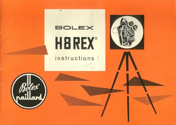 Bolex h8rex