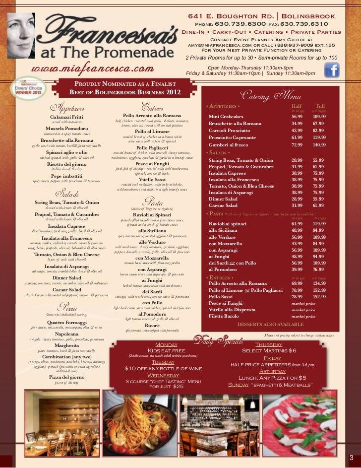 Family Square Restaurant Bolingbrook Menu