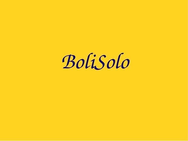 BoliSolo