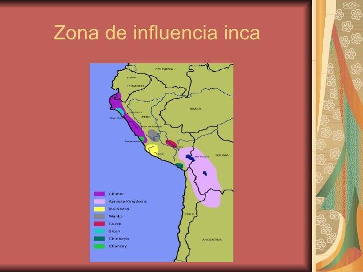 Zona de influencia inca