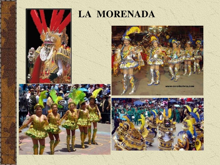 LA  MORENADA<br />