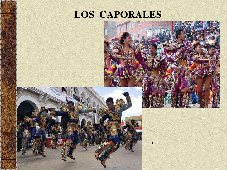 LOS  CAPORALES<br />
