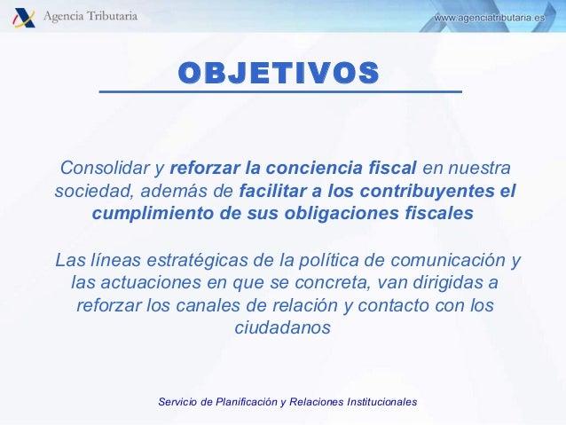 La comunicaci n en la agencia tributaria agencia for Oficina virtual de la agencia tributaria