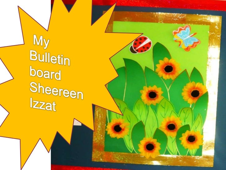 MyBulletinboard<br />SheereenIzzat<br />Your Text Here<br />