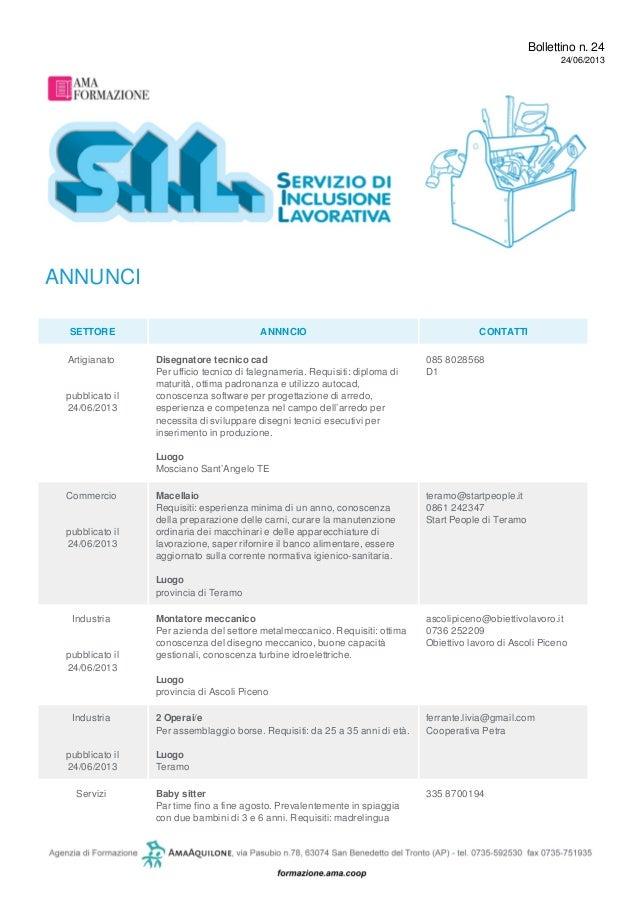 Bollettino n. 2424/06/2013ANNUNCISETTORE ANNNCIO CONTATTIArtigianatopubblicato il24/06/2013Disegnatore tecnico cadPer uffi...