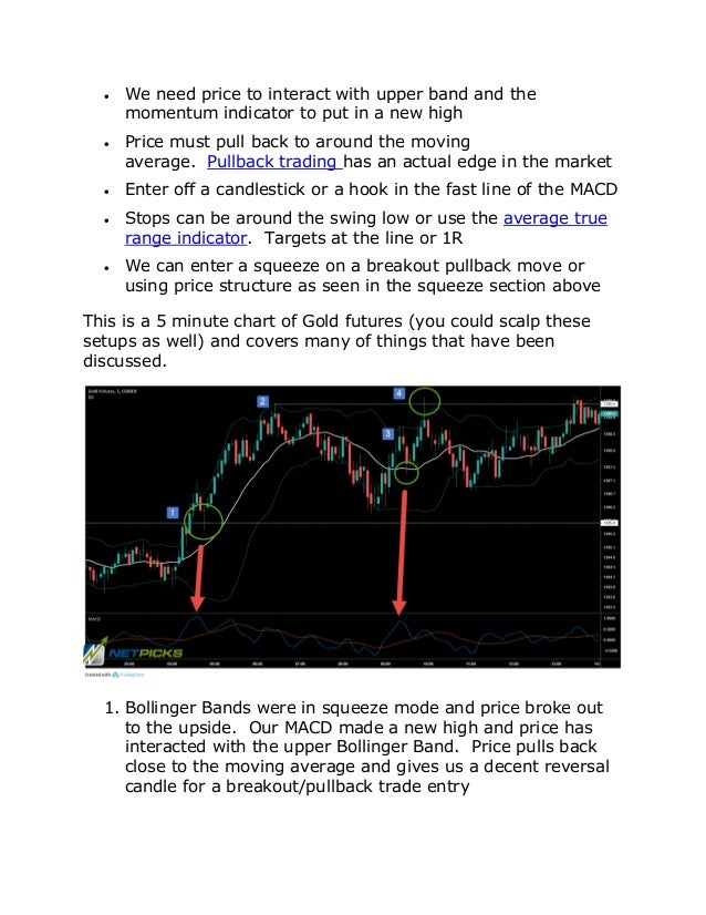 Bollinger Bands - Here is how to trade them