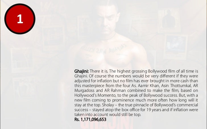 Top 25 Bollywood movies of all time