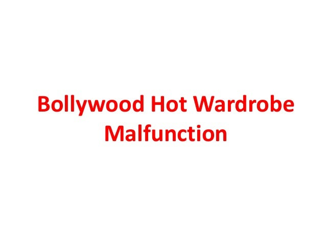 Bollywood Hot Wardrobe Malfunction
