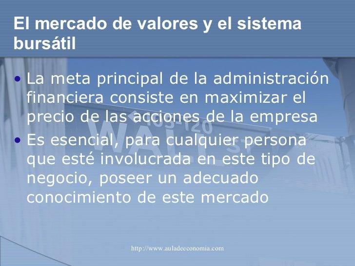 Bolsas De Valores Slide 2