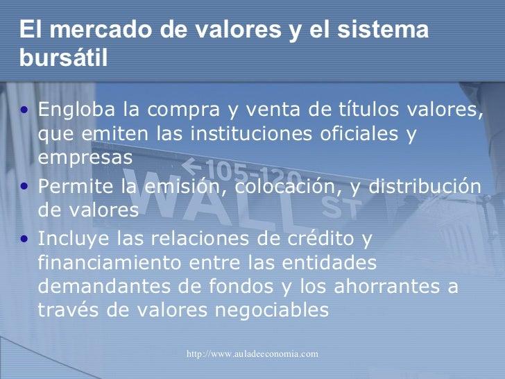 Bolsas De Valores Slide 3