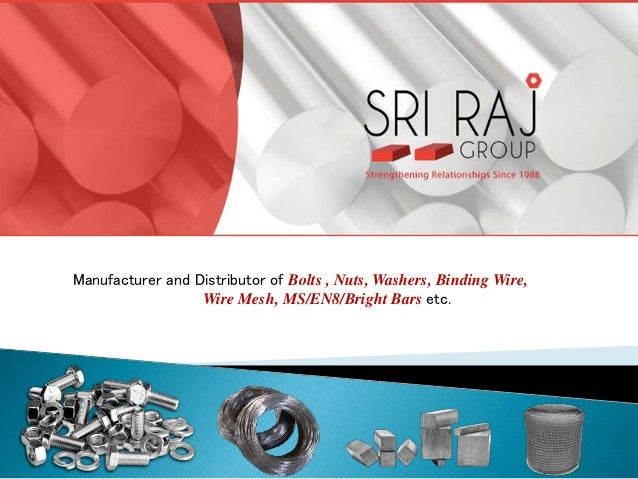 Bolts and Nuts Manufacturers in Hyderabad