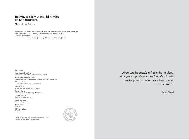 Bolívar acción-y-utopía-del-hombre-de-las-dificultades (1) Slide 3