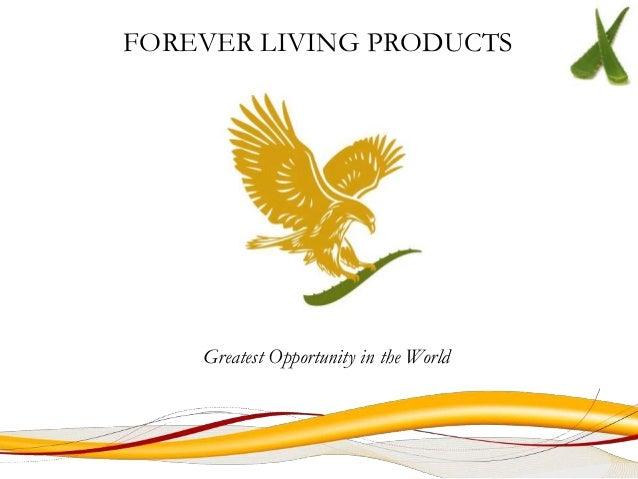 ПРИЗЕНТАЦИЯ БИЗНЕС ВОЗМОЖНОСТИ FOREVER LIVING PRODUCTS