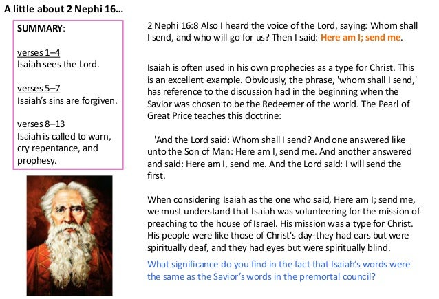 book of isaiah summary by chapter pdf