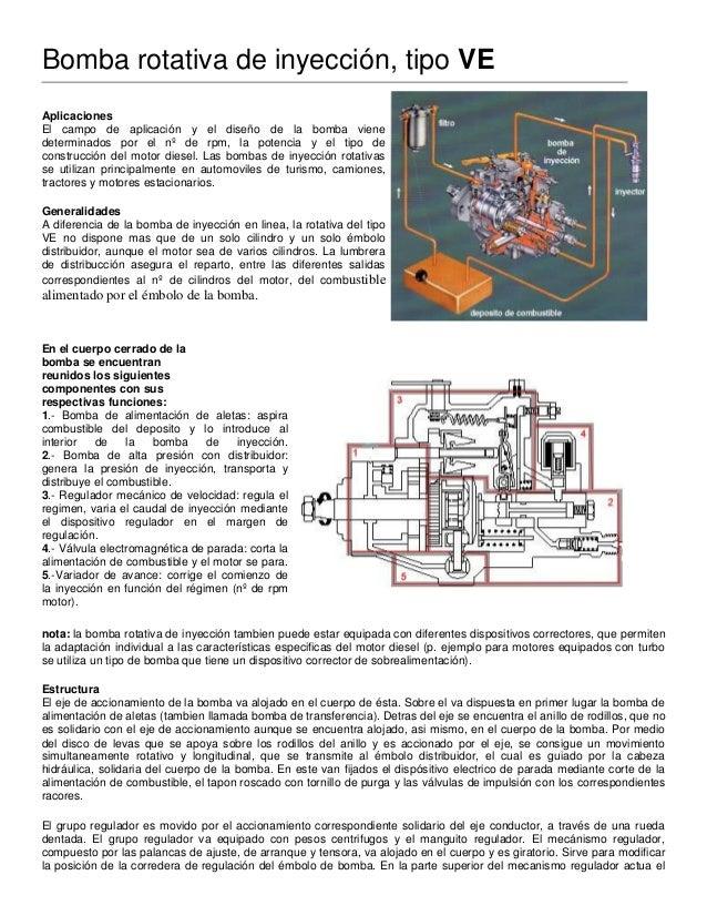 AplicacionesEl campo de aplicación y el diseño de la bomba vienedeterminados por el nº de rpm, la potencia y el tipo decon...