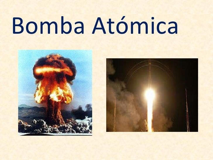 Bomba Atómica