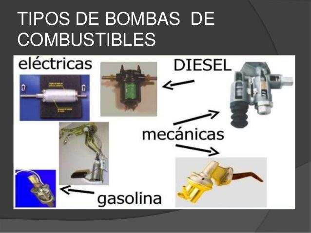 Bomba de combustible for Bomba de gasoil electrica