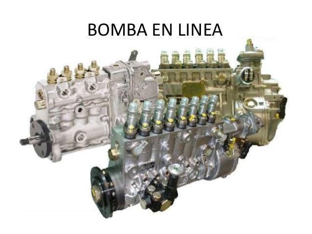 BOMBA EN LINEA