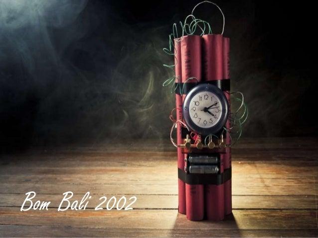 Bom Bali 2002