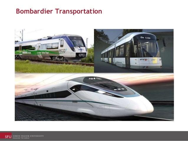 Bombardier TEG A Case Study Help - Case Solution & Analysis